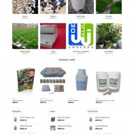 Kedai Hidroponik Online