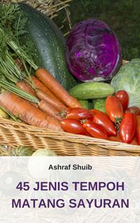 45 Jenis Tempoh Matang Sayuran